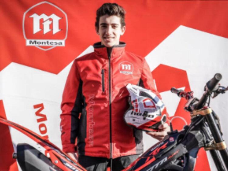 Ya es oficial, Pablo Suárez, piloto de Montesa Talent para 2020