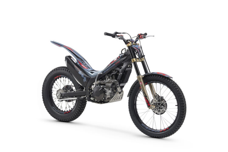 Montesa introduces the all new Cota 301RR, designed for racing!