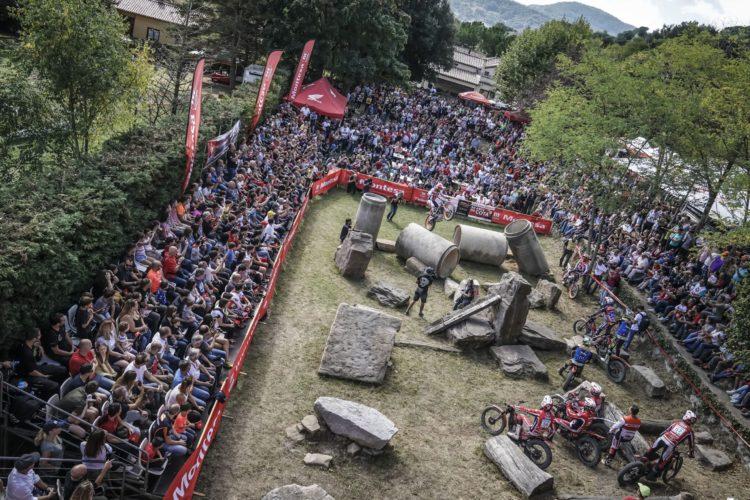 ¡Éxito de público y participantes en la Montesada 2019!
