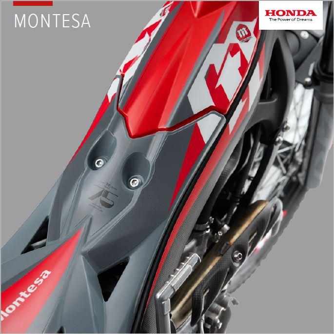 2021 Montesa range